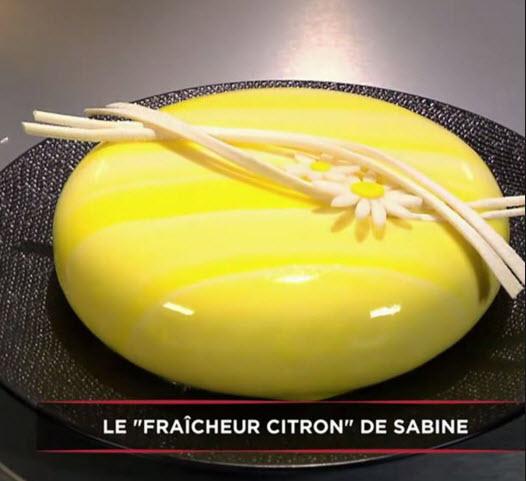 Fraicheur Citron La Pâtisserie De Mes Envies