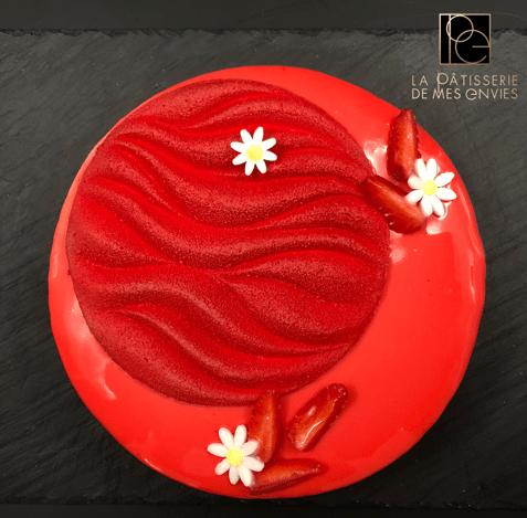 Recette De Fraisier De Cyril Lignac le fraisier revisité de cyril lignac – la pâtisserie de mes envies