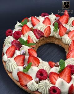 Fantastik fraise - pistache 2